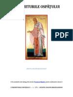 Sfantul Ignatie Briancianinov - Faramiturile Ospatului