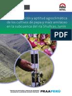 Caracterizacion AGROCLIMÁTICA-Shullcas