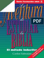 Yabraian+C.%2c+La+aventura+de+estudiar+la+Biblia%2c+Cap.+1-3