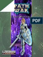 Path of War - Warder