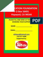 Fiji Education Foundation