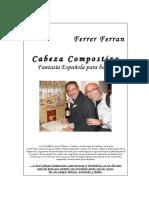 Cabeza Compostizo - Score
