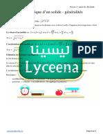 Physique - 3° Th Sc M - Cinématique - Cours.pdf