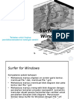 2 Surfer for Windows. oke
