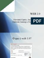 WEB 2 0 Giovanni Caprio