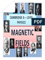 Chapter 22 Magnetic Fields