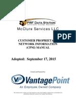 McClure CPNI Manual.pdf
