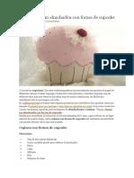 Cómo Hacer Un Almohadón Con Forma de Cupcake
