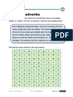 Adverbs 4 Answers