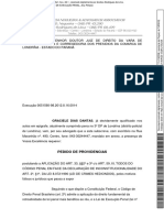 PETIÇAO DE REMIÇAO DE PENA C.C PROGRESSÃO DE REGIME