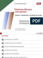 Micropilotes DSI