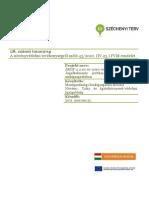 A növényvédelmi tevékenységről szóló 43/2010. (IV.23.) FVM rendelet