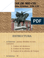 CANTAR DE MIO CID 1