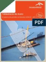 Arcelor Mittal - Sistema Combinado Tablestacas