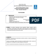 Plano Disciplina Historia Politica Educacional 2015 (1)