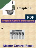 Chapter 9 - Program Control Instructions