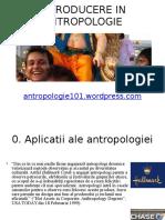 Ce Este Antropologia