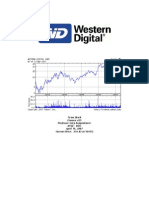 Western Digital Financial Analysis