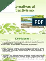 Alternativas al Extractivismo.ppt