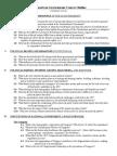 ap gov course outline