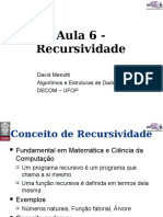 aula06-Recursividade
