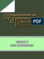 RUE - Anexo a - Dos Uniformes