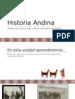 Contexto Histórico General