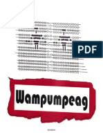 Wampumpeag -- Native American Poems from Aquidneck Indian Council in Newport