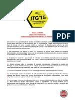 JTG Regulamento Super Bock