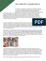 Fontanero, Electricista, Calefacción Y Energía Solar En Alicante