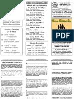 Valores Biblicos Que Edifican Familias, Boletin Semanal 149