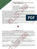 Temas de Administracion Acuerdo 653