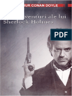 Arthur Conan Doyle - Doua Aventuri Ale Lui Sherloc