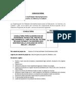 Alcantarillado Catac 001605_CI 215 2008 GRA BASES