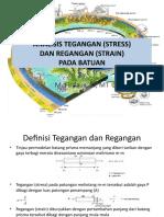 Batuan-Analisis Tegangan (Stress)