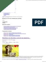 Panettone Con Chocolate, Receta de Un Monstruo... - El Amasadero - El Amasadero