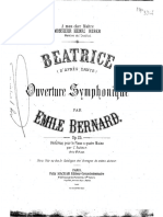 -EBernard Beatrice Op.25 Piano4hands