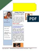 TFGM Newsletter