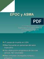 3.- Enfermedad Pulmonar Obstructiva Cronica