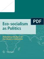 Qingzhi Huan - Eco-socialism as Politics