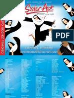 Digital Booklet - Sister Act - Original London Cast Recording