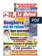 LE BUTEUR PDF du 14/04/2010