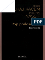 Pop Philosophie