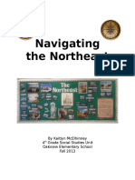 northeast unit plan
