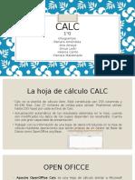 Presentación1 HOJA CALC