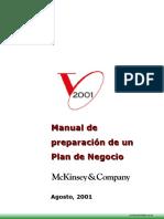 Manual de Plan de Negocio