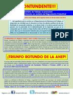 1-2015-2016-IMPRENTA NACIONAL-Volante Sobre Titularidad Convencional-8 de Febrero