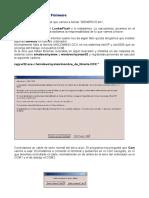 Manual LookerFlash Decodificador Phillips DSX 6072