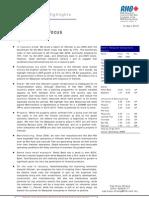 Market Update - Vietnam Focus
