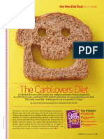 CarbLoversdiet PDF Sample